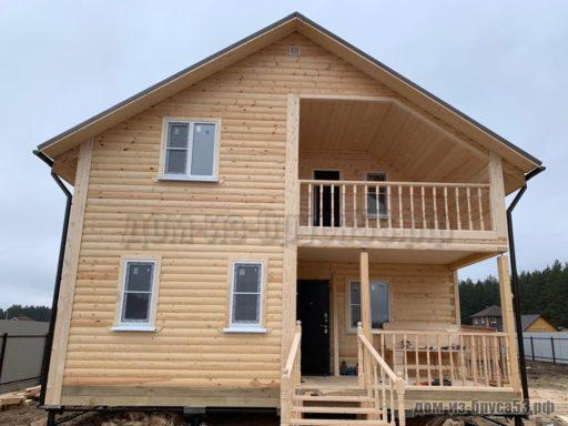 Строительство дома для постоянноо проживания