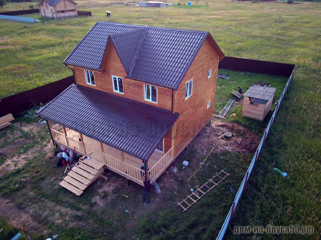 Классика в строительстве домов