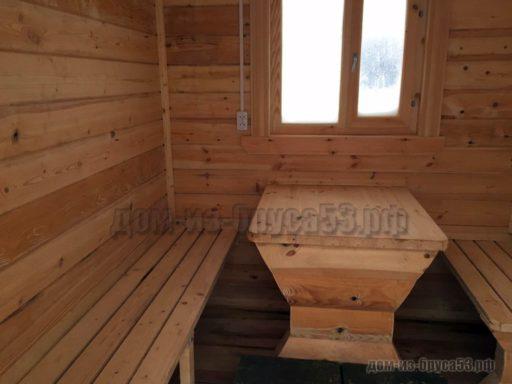 Перевозные бани под ключ