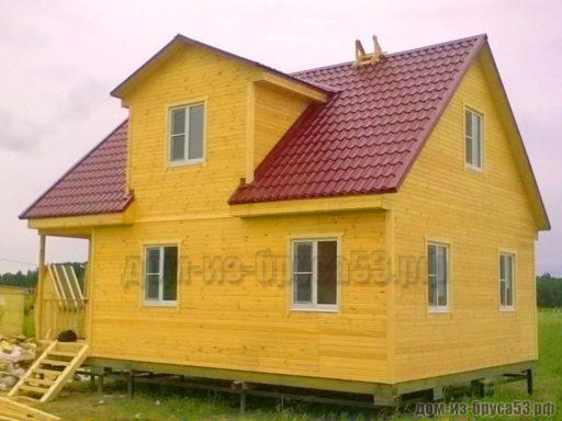 Дом с кукушкой